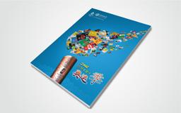 中国银行信用卡发卡奥运季画册