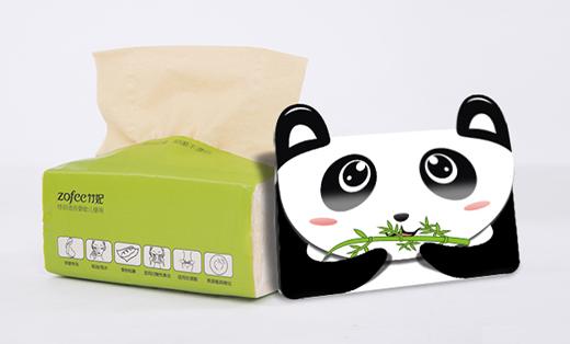 天然工坊竹妃纸巾策划设计